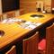ゆっくりくつろげてうれしい個室、ご宴会にも最適な空間
