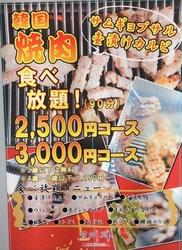 モイジャの韓国焼肉を食べ尽くすならコレ!お腹も心も一杯になります。