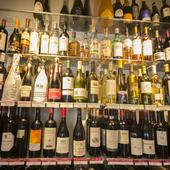 テイスティングして選ばれる美味しいグラスワイン