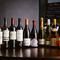 各種メニューと相性抜群!厳選ワインを豊富に揃えております