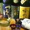 人気の『獺祭3割9分』をはじめ、豊富なお酒が揃っています