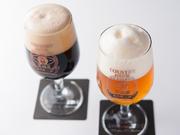 1995年外食産業で初めて作られた地ビール。コクがあってフルーティー。ステーキに良くあいます。