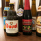 6種類のベルギービールを常備