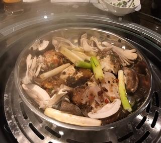 雲南式蒸し鍋の魅力♪2