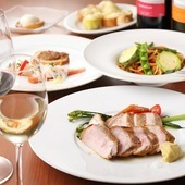 3500円で舌もお腹も大満足の志太地域の食材と豚肉のコース