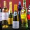ワインのラインナップ。あれこれ楽しめるお手頃価格です