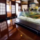 料理に合う日本酒、焼酎にこだわり、幅広く揃えています