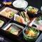 お得な『松華堂御膳』はお昼に大人気のメニューです