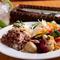お肉と野菜をバランスよく、しっかり食べることができます