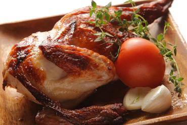 国産食材にこだわる和食ビストロ『チキン&ワイン月光食堂』