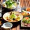 九州を中心に、新鮮な食材を厳選して仕入れています