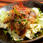 博多料理の定番『絶品 焼き豚足』を特製ダレで召し上がれ