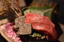 日本最大和牛松阪牛と地元仙台が誇る仙台牛の食べ比べコース