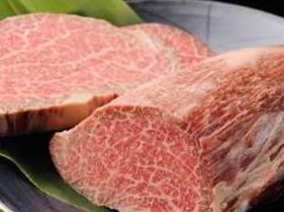 超希少部位松阪牛のシャトーブリアン