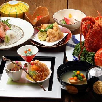 ■鱧コース(夏季) 7000円