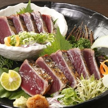 【お手軽!!】2時間飲放題付! 鮮魚も味わえるコース 4500→4000円
