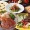 パスタやチーズなどはイタリア直輸入の厳選された食材を使用