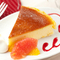 クリームチーズの旨みを堪能できる『ベイクドチーズケーキ』