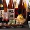 季節ごとに日本全国の地酒の銘品が多彩に取り揃えられています
