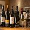 ソムリエ厳選のイタリアンワインを味わってください