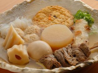素材にしみて出汁の旨みが重なる、関西風の味に誇りあり