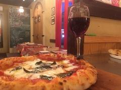 当日のご利用OK!リーズナブルながら内容もボリュームも大満足と、人気のコース!窯焼きpizzaは必食です!