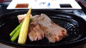 【幻の黒毛和牛】隠岐牛のステーキ(サーロイン)