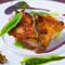 兵庫県産若鶏もも肉のソテー ローズマリー風味