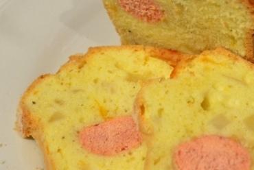 たらこのケーキ ケーク・サレ