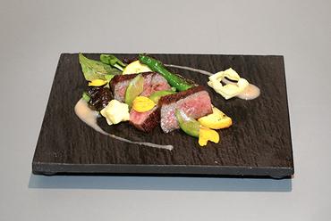 【料理9品】a nine-course meal