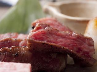 東北の食材を中心に、美味しいものを提供できるように