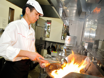 中国料理の奥深さ・味わいをたくさんのお客様に伝えたい