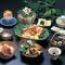 松茸懐石 秋の味覚松茸をふんだんに使った自慢のお料理