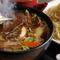 最後まで美味しくいただける『つけ麺』で、心もおなかも満足