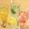 150種類以上のドリンクメニュー! ノンアルコールもあります