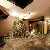 全室個室。和の趣きにあふれた、ワンランク上の大人の居酒屋
