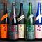 さまざまなお好みに対応。辛口~甘口、幅広い品ぞろえの日本酒