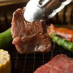 選りすぐりの食材を使用した、鮮度のよい自慢の味わいいろいろ