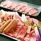 お肉の様々な味わいを楽しめる『生一本セット』 二~三人前