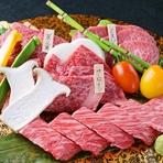 当店のイチオシ 「讃岐オリーブ牛セット」    5980円