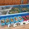 魚介類をはじめ、福岡糸島産の食材。出所確かな食材です