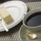 お酒のあとに…店自慢の本格『炭火焙煎コーヒー』