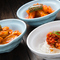 鍋物に良く合う、奥深い味わいの『キムチ』や『チャンジャ』