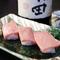 寿司職人としての技を活かした『マグロ中トロ寿司』