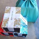 手軽な贈り物として人気の高い『越中富山の薬箱』