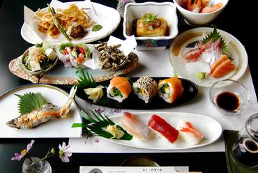 家族のハレの日のお祝いにおすすめ。本格和食を堪能『旬の味覚会席コース』