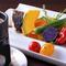 『新鮮な野菜』本来の甘みや旨みをしっかり味わえるように調理
