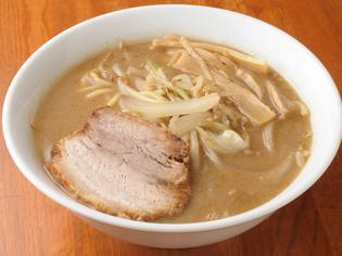 スープに使うダシからトッピングまで、すべて厳選した素材を使用