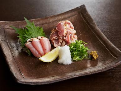 日本酒のお供としても相性が抜群な『二種もり』