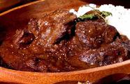 肉好きのシェフが開発した『究極のビーフカレー』